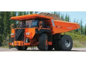 Строительные грузовики HITACHI