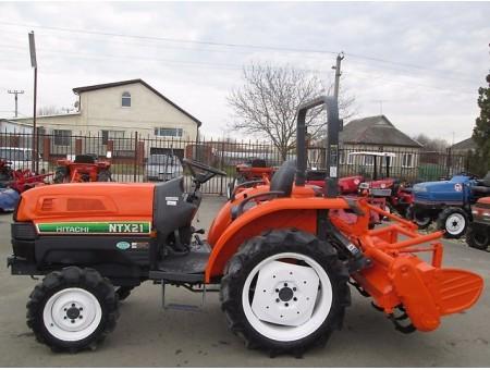 Тракторы HITACHI